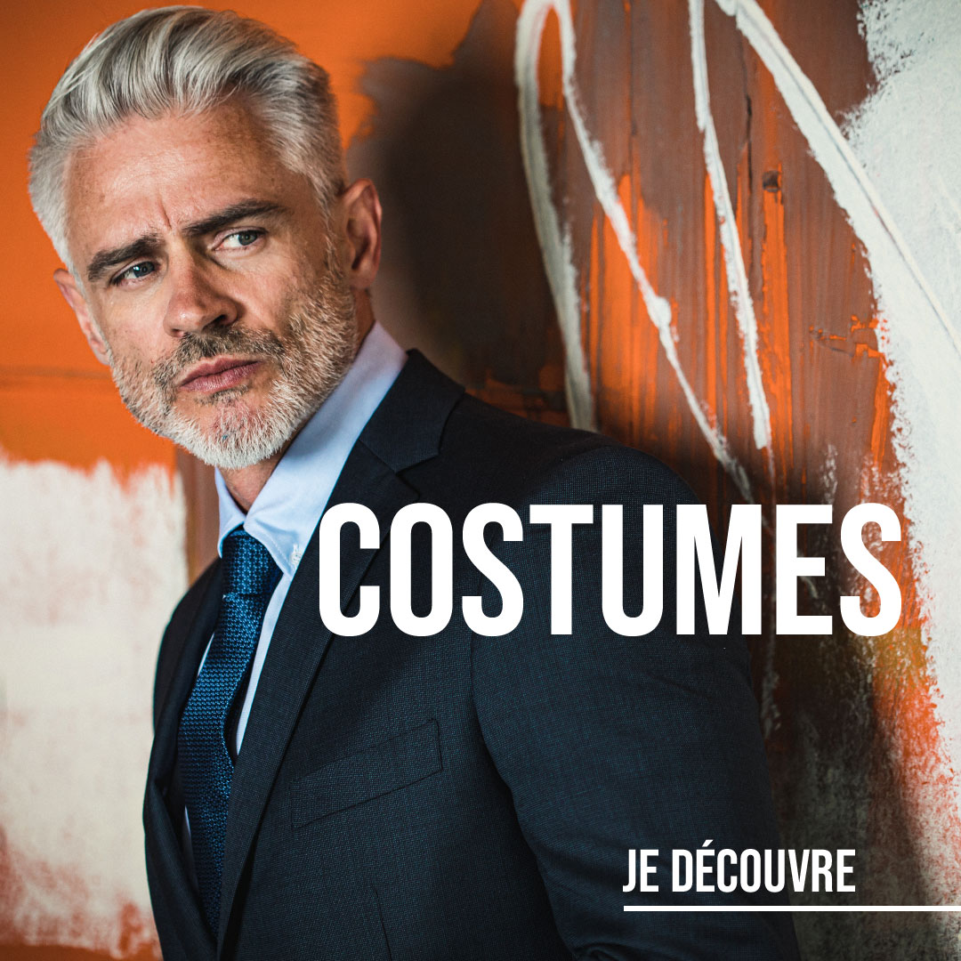 Costumes Homme Bayard