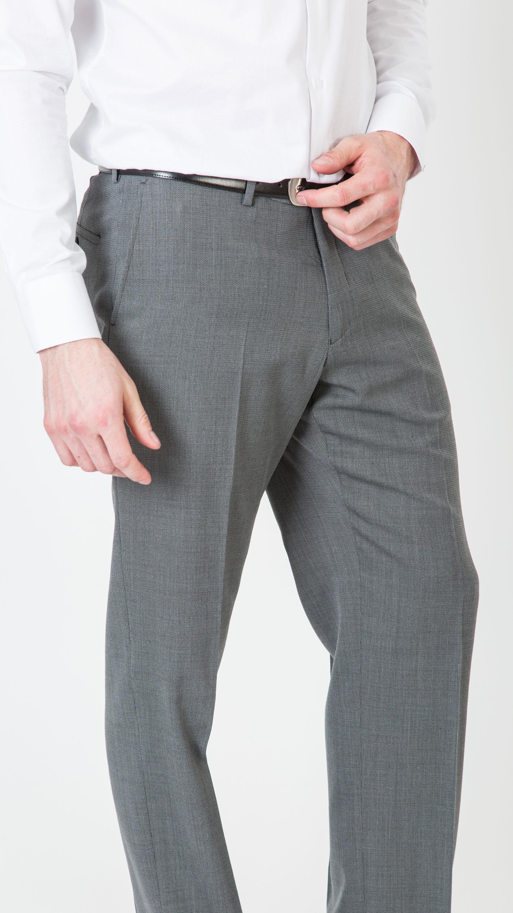 Pantalon ville gris bayard le voyageur