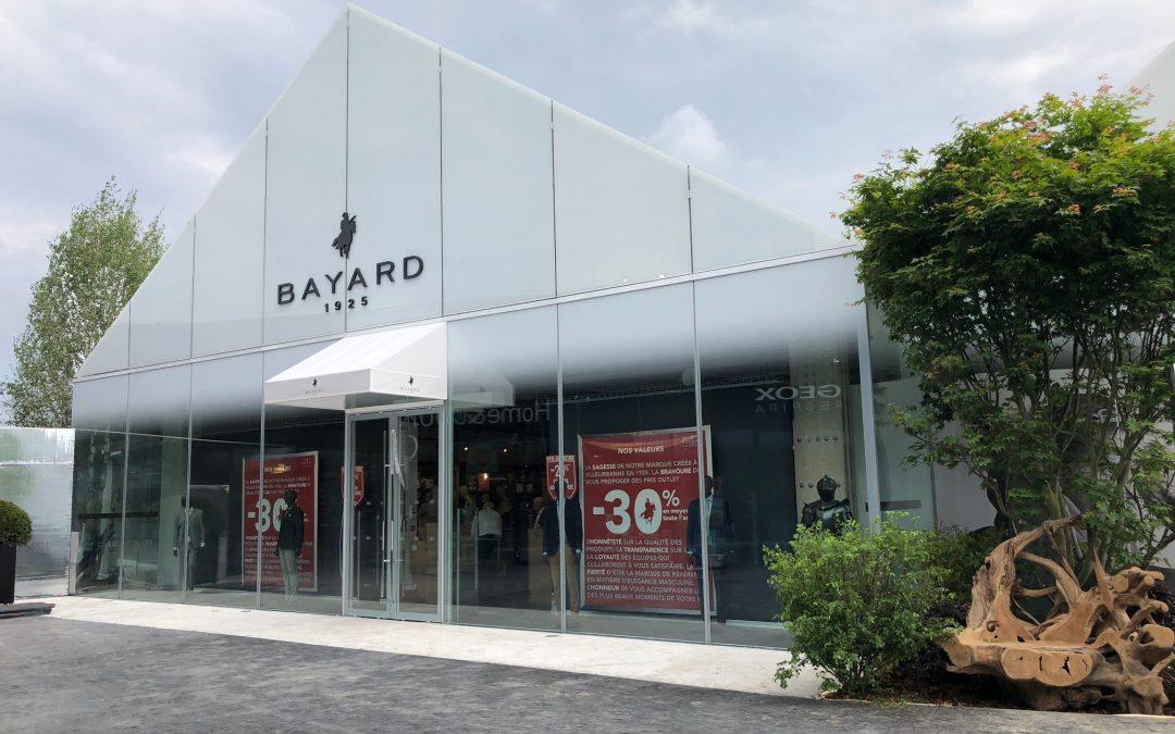 Bayard fait étape à Villefontaine !