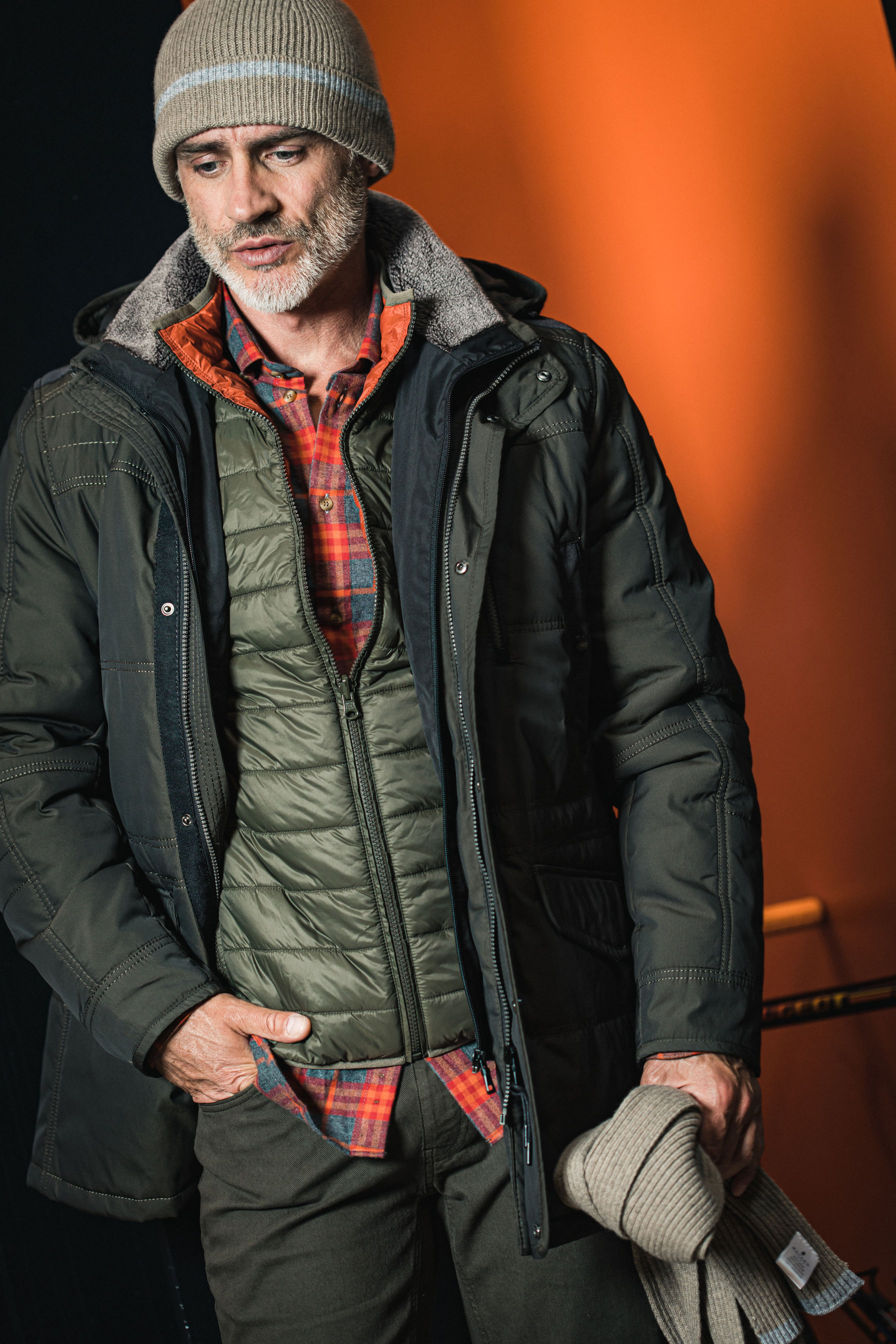 Bayard collection automne-hiver 2019 sportswear