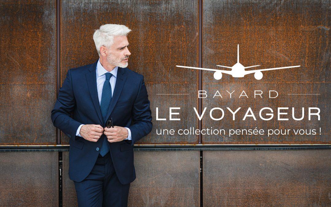 Le Voyageur, une collection pensée pour vous
