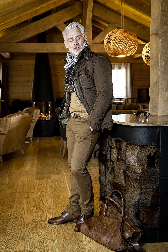Homme costumes et chaussures